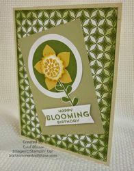 Bloomingbirthday