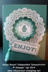 Card 193 num num cupcake tall