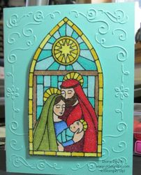 Stampin' up! gentle peace 4