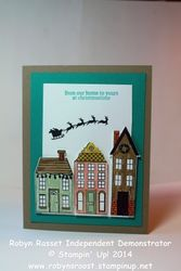 Card 245 holiday home tall