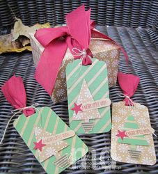 Box and tags