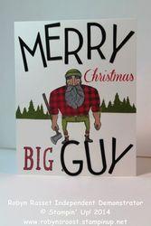 Card 255 wood you be mine christmas a tall