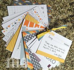 Pl date cards