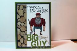 Card 261 big guy