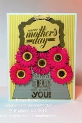 Card 315 bloom with hope mothers day tall