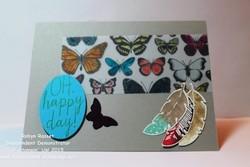 Card 318 sheer prfection