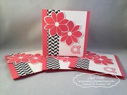 Flowerpersonalizednotecards