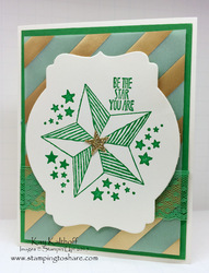 101 be the star card