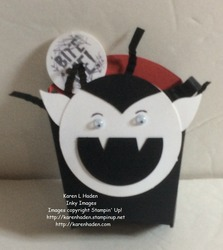 Dracula treat box