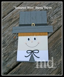 Reclaimed wood pilgrim e