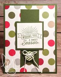 Wishing you a sweet season
