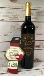 Magic season wine tag