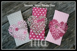 Love blossom packets e