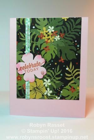 Card 414 botanical gardens tall