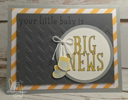 Baby big news