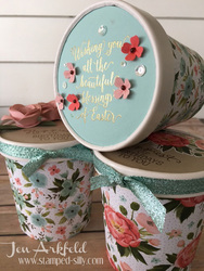 Spring ice cream containers 2