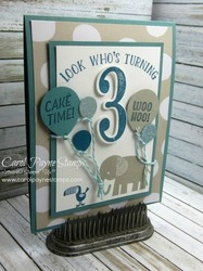 Stampin up number of years zoo babies 1 carolpaynestamps   copy