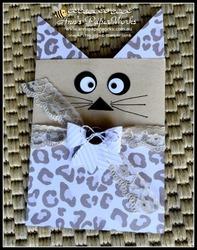 Pussy cat treat bag pm