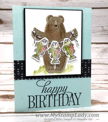 Bear hugs birthday