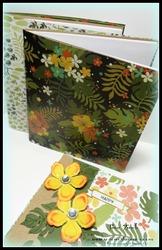 Mini journals serene stamper
