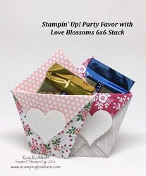 94 love blossoms party favors