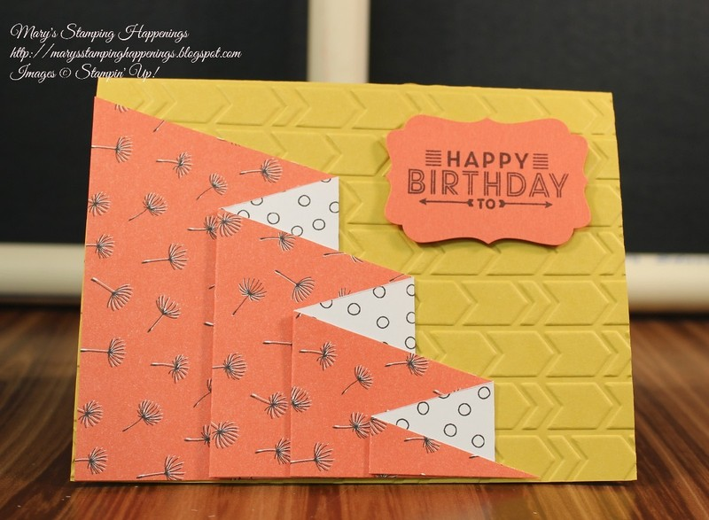 accordion fold stamp a stack card thesearemystamps
