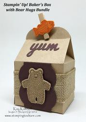 115 bear hugs on baker s box