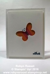 Card 462 bright butterfly tall auto corrected