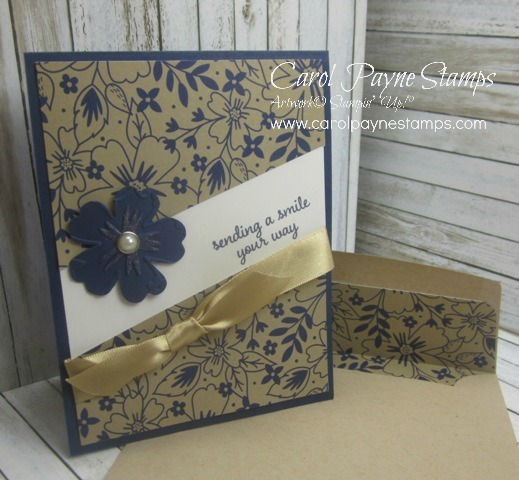 Stampin up love and affection carolpaynestamps1