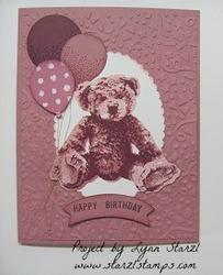 Baby bear confetti