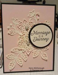 Flourishing wedding