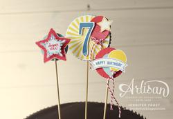 0716 cake topper