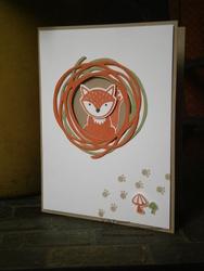 Swirly foxy