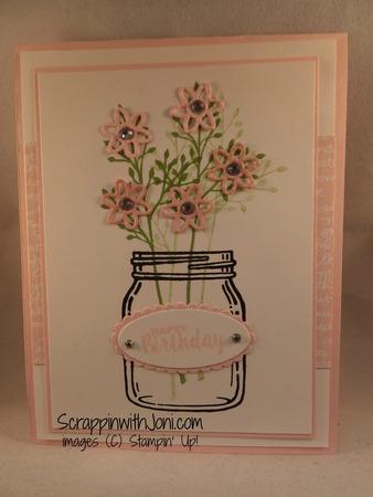 Karens_bday_card_jar_of_love_w_bling_flowers
