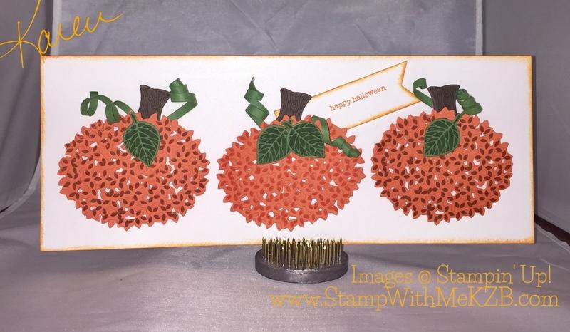 sheet pumpkin card