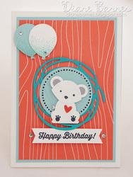 160720 foxy friends birthday bear 1