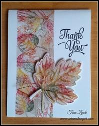 Autumn card tina zinck