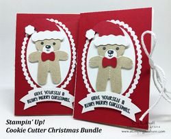 223 cookie cutter christmas gift card