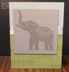 Lucky elephant 1a