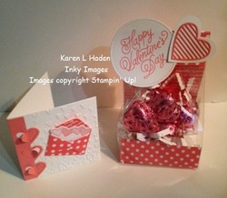 Valentine treats and gift card 3
