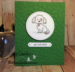 Bella get well card blog