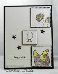 Hey  chick stampin  up