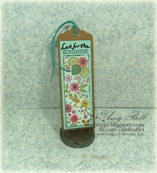 Jan lines bookmark