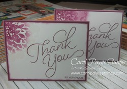 Stampin up so very much carolpaynestamps1