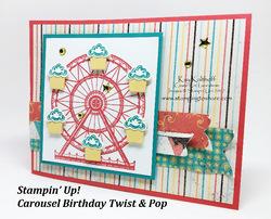 26 carousel birthday pop   twist