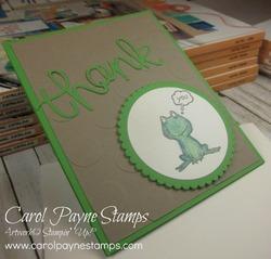 Stampin up love you lots frog carolpaynestamps2