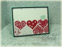 Feb doodle hearts
