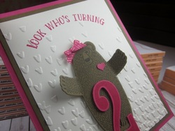 Stampin up bear hugs for darcy carolpaynestamps2
