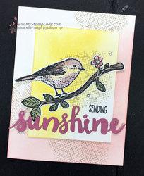 Sending sunshine full