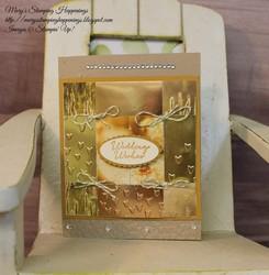Wedding quilt card 1a